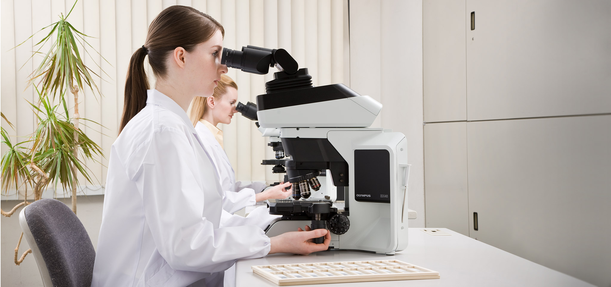 Microscopic data collection is facilitated via LABCAT's Pathology Module